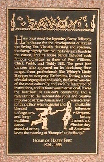 Savoy monument