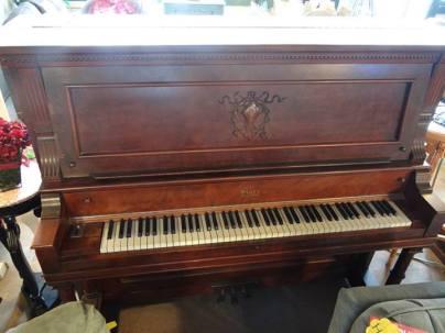 An actual Starr piano