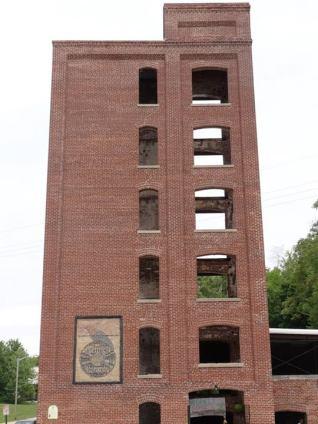 Original Starr piano factory