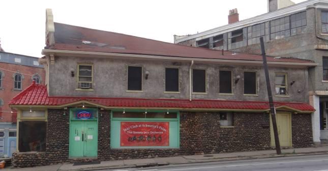 Fats Waller dentist building 1