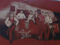 Bix Beiderbecke & his Rhythm Jugglers : Howdy Quicksell (banjo), Tommy Gargano (drums), Paul Mertz (piano), Don Murray (clarinet), Bix, Tommy Dorsey with his trombone.