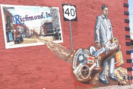 Lonnie Johnson mural